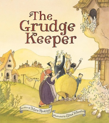 The Grudge Keeper Picture Book Wish List: August 2014