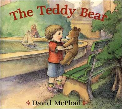 """The Teddy Bear Do you have a picture book about . . . ? """"Go to"""" Titles #pb10for10 2014 There's a Book for That"""