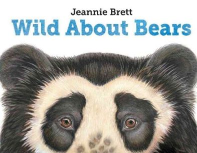 Wild About Bears Nonfiction Picture Book Wednesday: Some titles to book talk #1