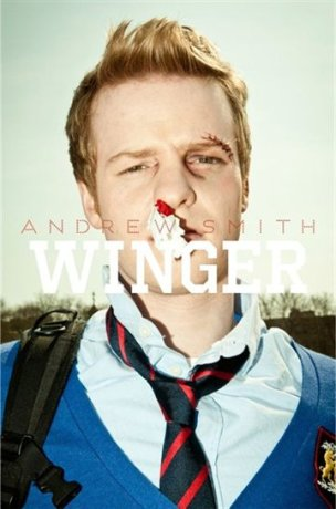 Winger #IMWAYR There's a Book for That
