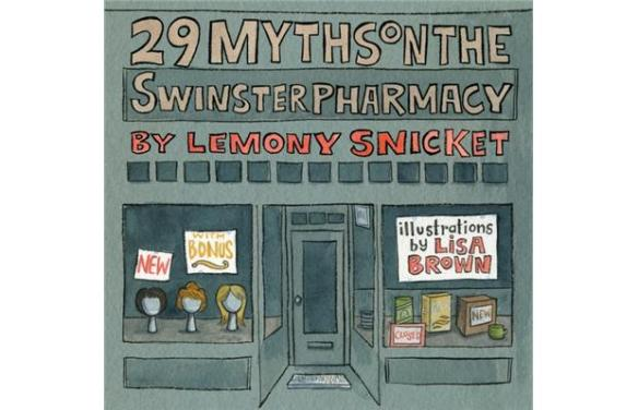 29 Myths Monday September 29th, 2014 #IMWAYR There's a Book for That