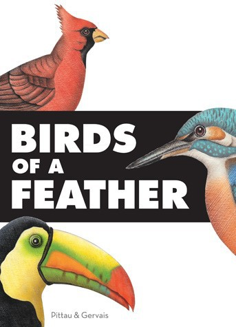 birds of a feather Nonfiction Reading Ten titles for older readers There's a Book for That