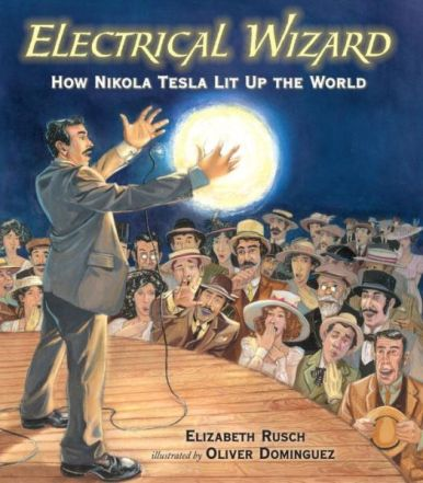 Electrical Wizard #IMWAYR There's a Book for That September 8th 2014