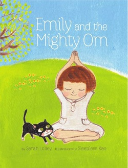 Emily and the Mighty Om #IMWAYR Monday September 22nd 2014 There's a Book for That