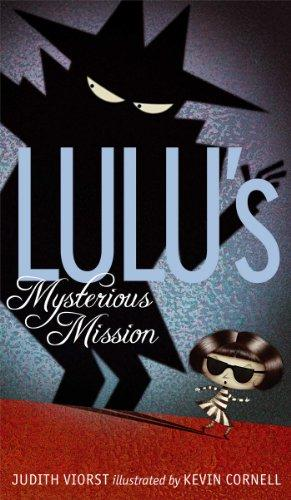 Lulu's Mysterious Mission #IMWAYR There's a Book for That September 8th 2014