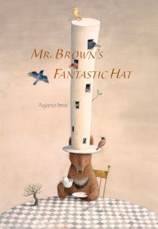 Mr. Brown's Fantastic Hat  #IMWAYR September 1st 2014 There's a Book for That