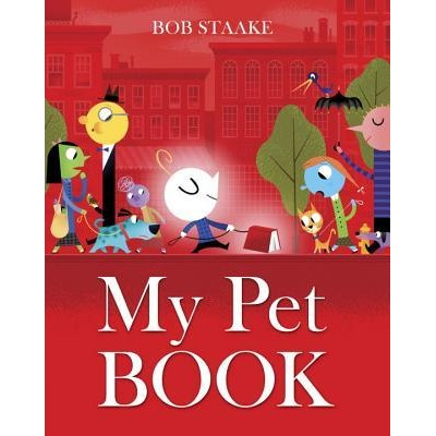 My Pet Book  #IMWAYR September 1st 2014 There's a Book for That