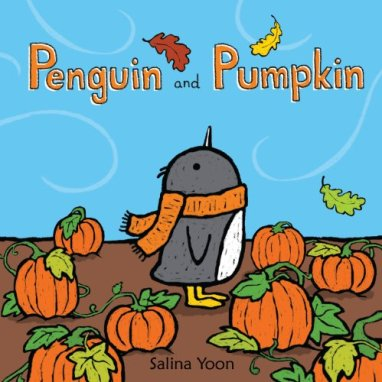 Penguin and Pumpkin #IMWAYR Monday September 22nd 2014 There's a Book for That