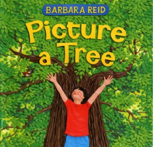 Picture a Tree #IMWAYR There's a Book for That September 15th 2014
