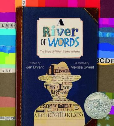 A River of Words  #IMWAYR September 1st 2014 There's a Book for That