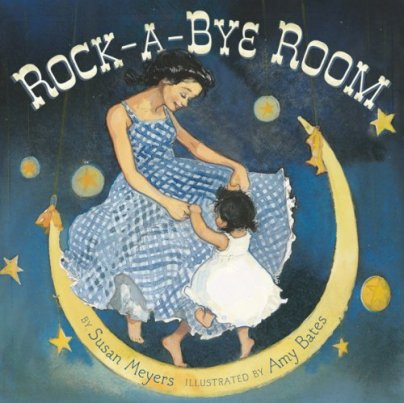 Rock a bye room Monday September 29th, 2014 #IMWAYR There's a Book for That