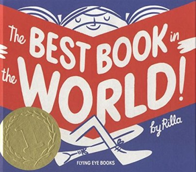 the best book in the world Monday September 29th, 2014 #IMWAYR There's a Book for That