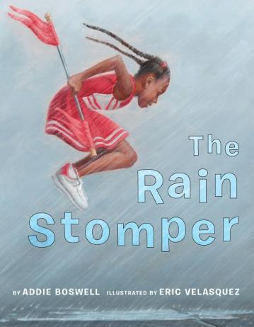 the rain stomper Monday September 29th, 2014 #IMWAYR There's a Book for That