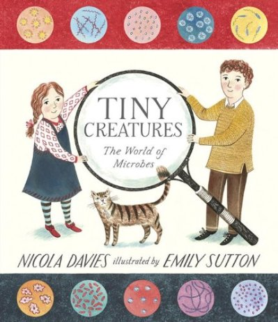 Tiny Creatures #IMWAYR There's a Book for That September 8th 2014