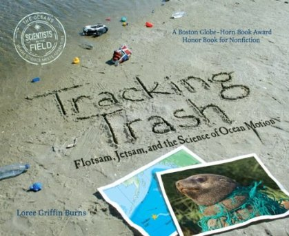 Tracking Trash  Nonfiction Reading Ten titles for older readers There's a Book for That