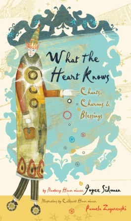 What the Heart Knows #IMWAYR There's a Book for That September 15th 2014