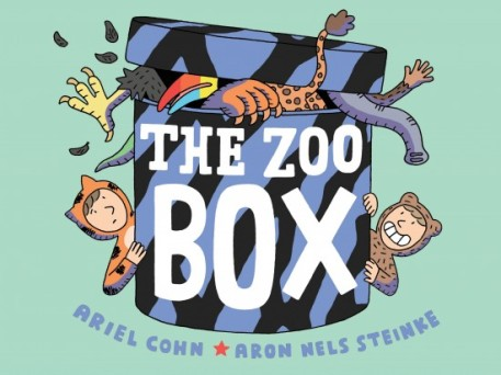 The Zoo Box #IMWAYR Monday September 22nd 2014 There's a Book for That