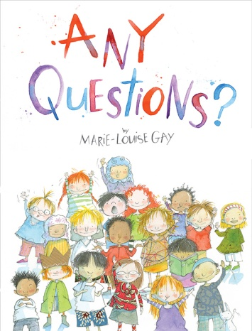 Any Questions Monday October 20th, 2014 #IMWAYR There's a Book for That