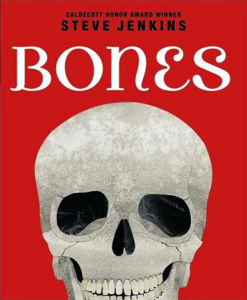 Bones Nonfiction Picture Book Wednesday: A focus on Steve Jenkins titles