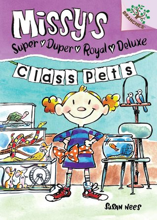 Class Pets Monday October 20th, 2014 #IMWAYR There's a Book for That