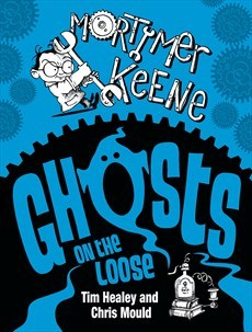 Ghosts on the Loose #IMWAYR There's a Book for That Monday October 13th 2014