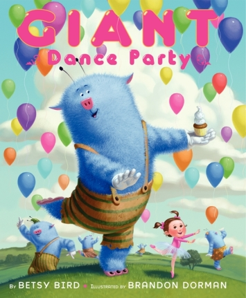 Giant Dance Party Monday October 27th, 2014 #IMWAYR There's a Book for That