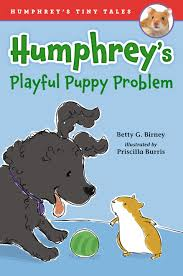 Humphrey's Playful Puppy Problem Monday October 27th, 2014 #IMWAYR There's a Book for That