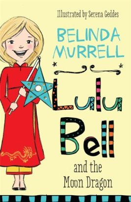 lulu bell and the moon dragon #IMWAYR There's a Book for That Monday October 13th 2014