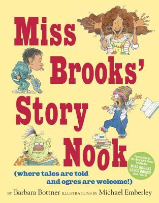 Miss Brooks' Story Nook #IMWAYR There's a Book for That