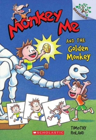 Monkey Me and the Golden Monkey Monday October 20th, 2014 #IMWAYR There's a Book for That