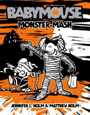 Monster Mash Baby Mouse Monday October 20th, 2014 #IMWAYR There's a Book for That