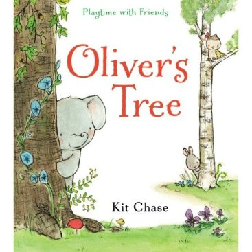 Oliver's Tree Monday October 27th, 2014 #IMWAYR There's a Book for That