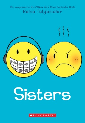 Sisters #IMWAYR There's a Book for That Monday October 13th 2014
