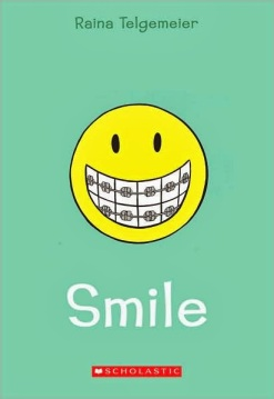 Smile #IMWAYR There's a Book for That October 6th 2014