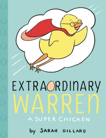 A Super Chicken Monday October 20th, 2014 #IMWAYR There's a Book for That