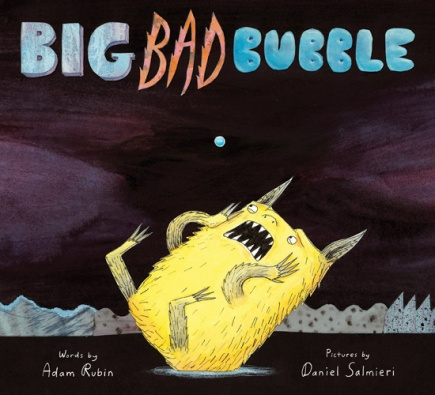 Big Bad Bubble Monday November 17th, 2014 IMWAYR There's a Book for That