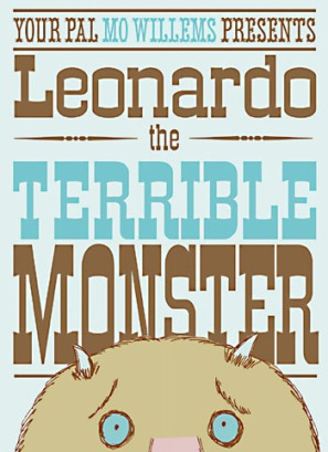 Leonardo Monsters, monsters everywhere There's a Book for That