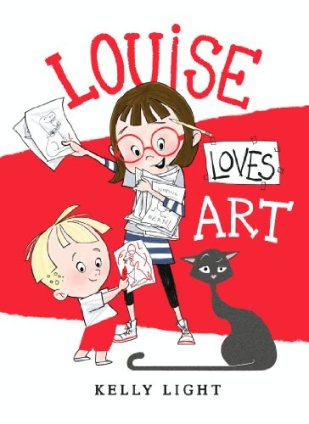 Louise Loves Art Monday November 24th, 2014 IMWAYR There's a Book for That