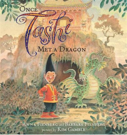 Once Tashi Met a Dragon Monday November 10th, 2014 #IMWAYR There's a Book for That