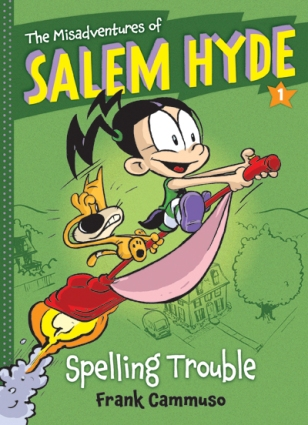 Salem Hyde #1 Monday November 3rd, 2014 IMWAYR There's a Book for That