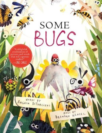 Some Bugs Monday November 3rd, 2014 IMWAYR There's a Book for That