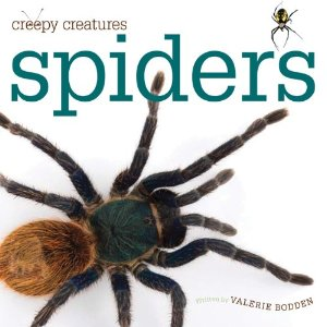Spiders Talking spiders There's a Book for That
