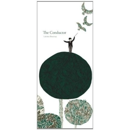 The Conductor Laëtitia Devernay Monday November 10th, 2014 #IMWAYR There's a Book for That
