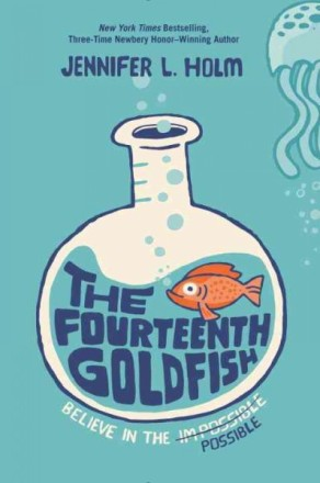 The Fourteenth goldfish Monday November 10th, 2014 #IMWAYR There's a Book for That