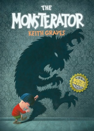 The Monsterator Monday November 3rd, 2014 IMWAYR There's a Book for That