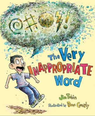 The Very Inappropriate Word Monday November 3rd, 2014 IMWAYR There's a Book for That