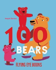 100 Bears  Monday December 29th, 2014 There's a Book for That