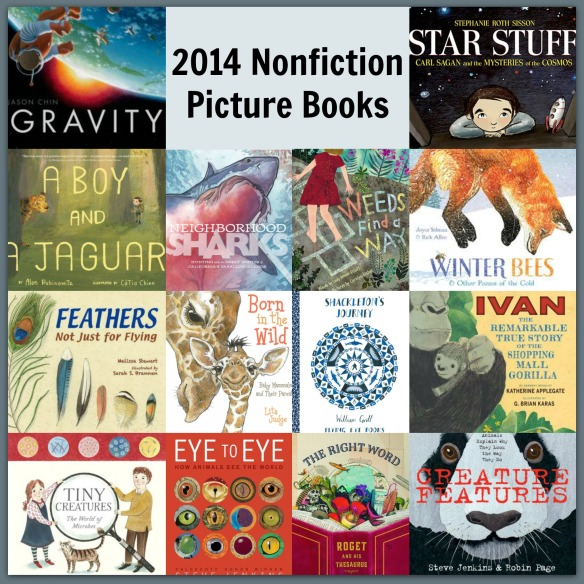2014 Nonfiction Picture Books