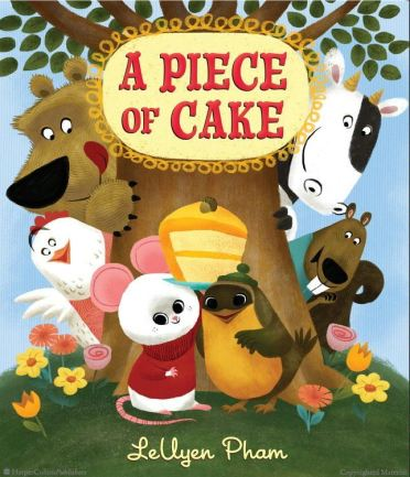 A Piece of Cake Monday December 22nd, 2014 There's a Book for That