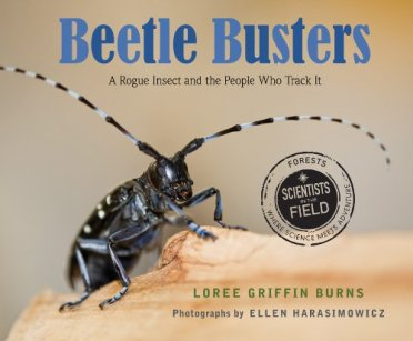 Beetle Busters Nonfiction Picture Book Wednesday: My current TBR list, nonfiction style There's a Book for That